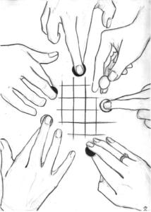 Go-Hände